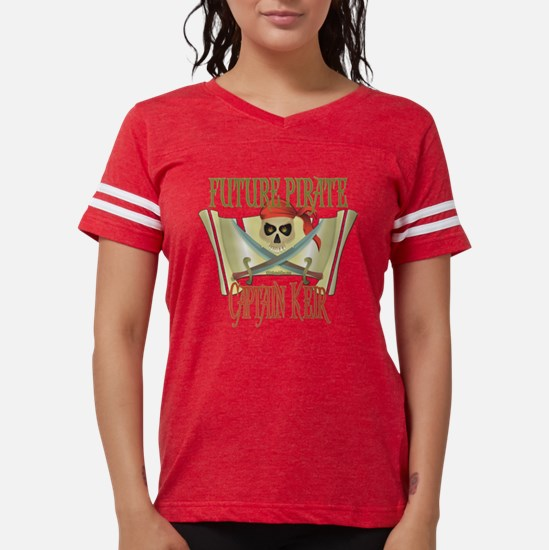 PirateKeir.png Womens Football Shirt