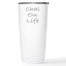 Cute Chai Travel Mug