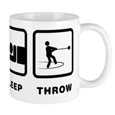 Hammer Throw Mug