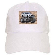 95_White_Bronco.png Baseball Cap