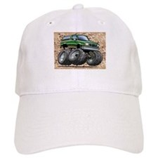 95_Green_EB_Bronco.png Baseball Cap