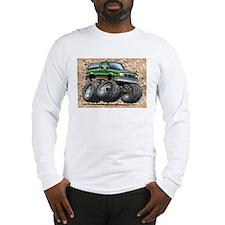 95_Green_EB_Bronco.png Long Sleeve T-Shirt