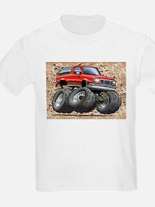 95_Red_EB_Bronco.png T-Shirt