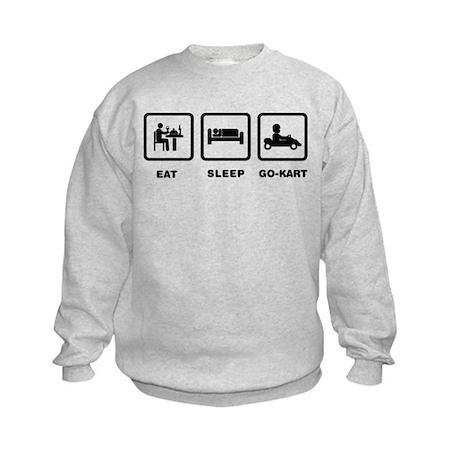 Go-Kart Kids Sweatshirt