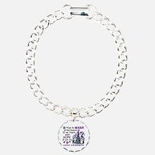 Holiday Penguins Lupus Bracelet