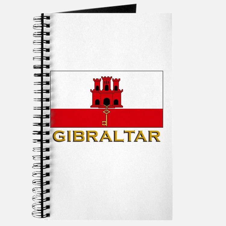 Gibraltar Flag Stuff Journal