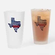 Corporations Are People Drinking Glass