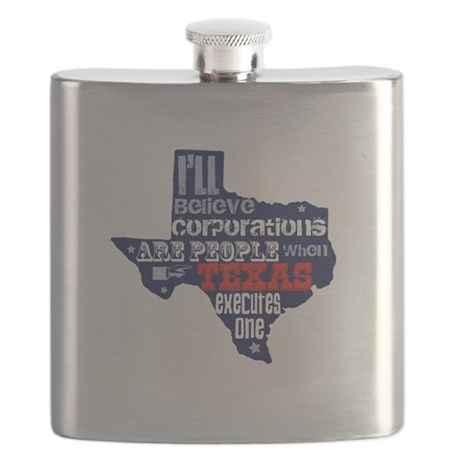 Corporations Are People Flask