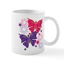 Butterfly Starburst Mug
