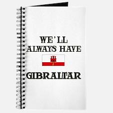 We Will Always Have Gibraltar Journal