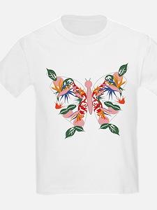 Tropical Butterfly T-Shirt