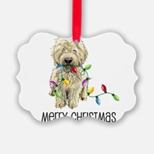 Cute Christmas lights Ornament