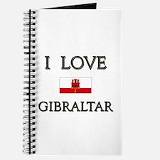 I Love Gibraltar Journal