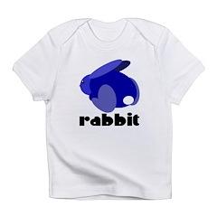Blue Rabbit Infant T-Shirt