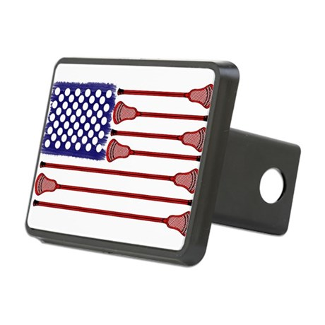 Lacrosse AmericasGame Rectangular Hitch Cover