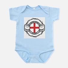 England Rugby Infant Bodysuit