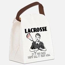 Lacrosse YourMom Canvas Lunch Bag