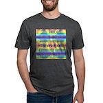 TILE BOX.png Mens Tri-blend T-Shirt