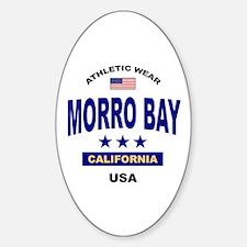 Morro Bay Oval Decal