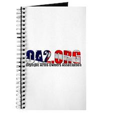 OA2 Flag Logo Journal