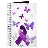 Crohns disease awareness Journals & Spiral Notebooks