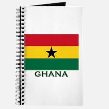 Ghana Flag Stuff Journal