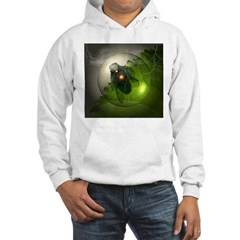 fly experiment 1 Hoodie