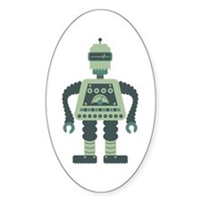 Digital Robot Decal