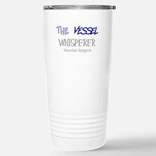 Cute Vascular nurse Travel Mug