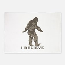 I believe in the Bigfoot 5'x7'Area Rug