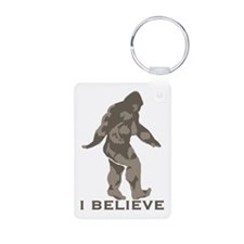 I believe in the Bigfoot Keychains
