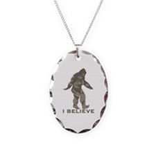 I believe in the Bigfoot Necklace