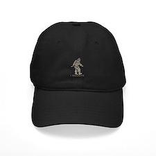 I believe in the Bigfoot Baseball Hat