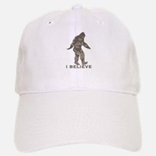 I believe in the Bigfoot Baseball Baseball Cap