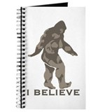 Finding bigfoot Journals & Spiral Notebooks