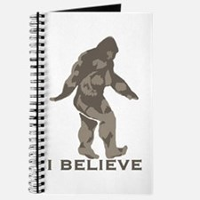 I believe in the Bigfoot Journal