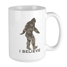 I believe in the Bigfoot Mug