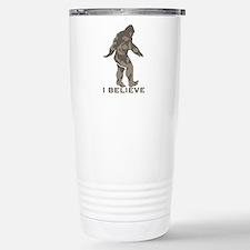 I believe in the Bigfoot Travel Mug