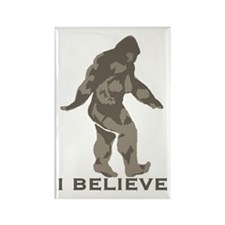 I believe in the Bigfoot Rectangle Magnet (10 pack
