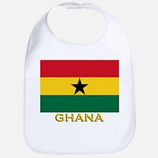 Ghana Flag Gear Bib