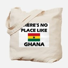 There Is No Place Like Ghana Tote Bag