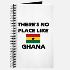 There Is No Place Like Ghana Journal