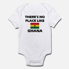 There Is No Place Like Ghana Infant Bodysuit