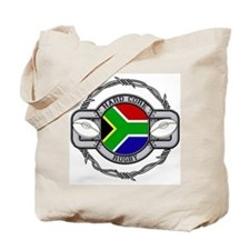 South Africa Rugby Tote Bag