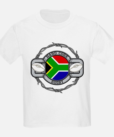 Hard Core South Africa Rugby T-Shirt