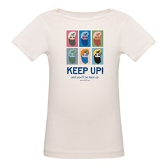 Keep Up! Tee