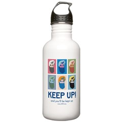 Keep Up! Water Bottle