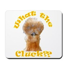 What the Cluck Mousepad