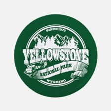 "Yellowstone Old Circle 3.5"" Button"