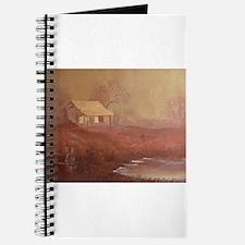 Misty Evening Journal
